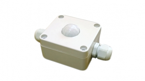 Infrared motion and light sensor 12V