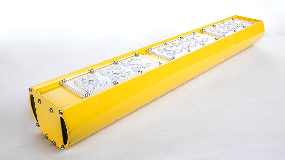 Светодиодный светильник для опор освещения